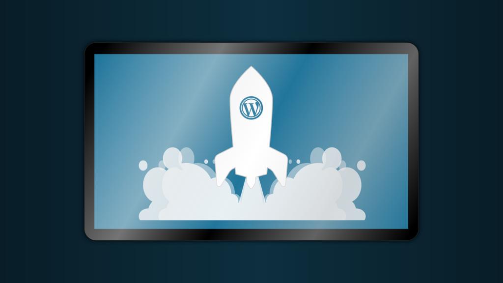 wordpress-rakete